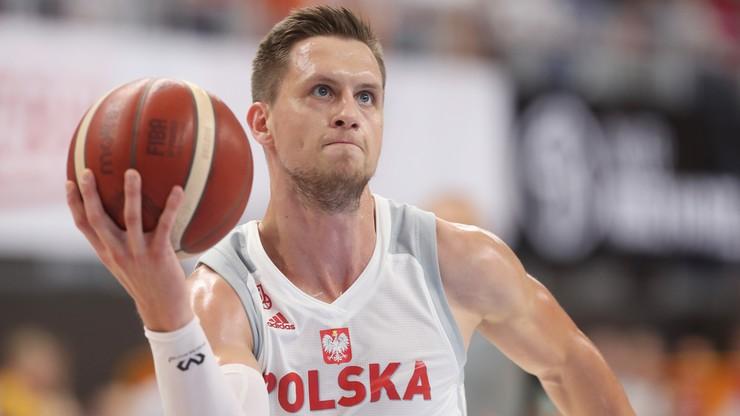 El. ME koszykarzy: Mateusz Ponitka dołączy do reprezentacji Polski