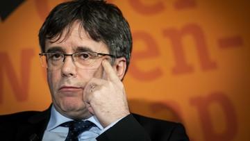 W Hiszpanii polityczny protest przeciwko organizacji w PE konferencji byłego premiera Katalonii