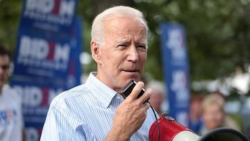 Sondaże przedwyborcze w USA: Biden przed Trumpem