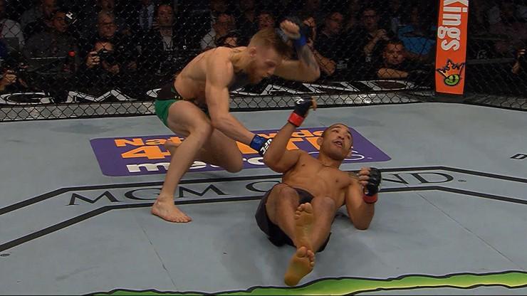 Aldo wyzywa McGregora na rewanżowe starcie
