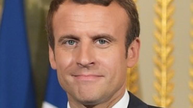 Prezydent Macron: jestem przeciwnikiem Orbana i Salviniego w kwestii migracji