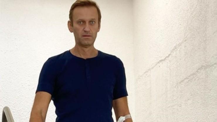 """Nawalny trafi do szpitala dla więźniów. Stan jego zdrowia """"zadowalający"""""""