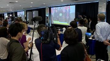 Donald Trump po spotkaniu z Kim Dzong Unem: świat zrobił krok wstecz przed potencjalną katastrofą