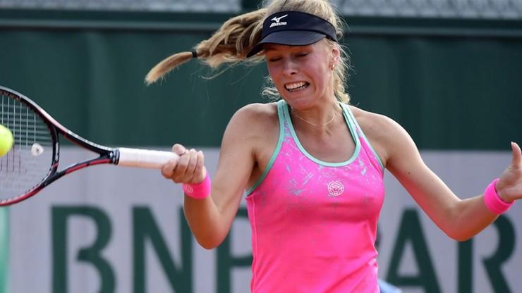 WTA w Charleston: Porażka Fręch w 1. rundzie