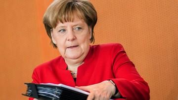 """Merkel zaniepokojona sytuacją w Turcji. """"Pełen przemocy konflikt"""""""