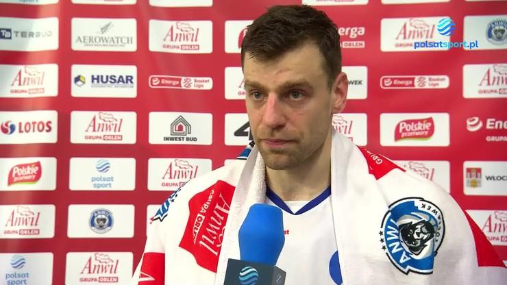 """Kamil Łączyński: Nie chcielibyśmy, żeby taka skuteczność """"za trzy"""" się powtórzyła"""