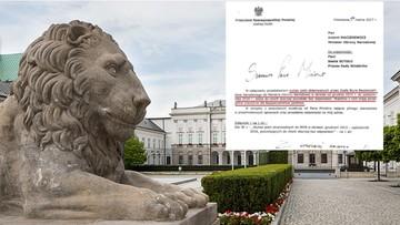 Prezydent napisał do Macierewicza jeszcze jeden list. Ws. braku odpowiedzi na pisma BBN