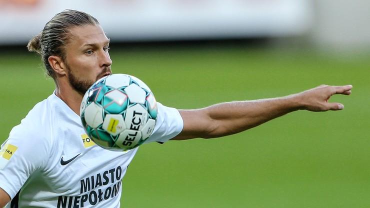Fortuna 1 Liga: Remis Puszczy z GKS-em Tychy. Kontrowersyjny rzut karny