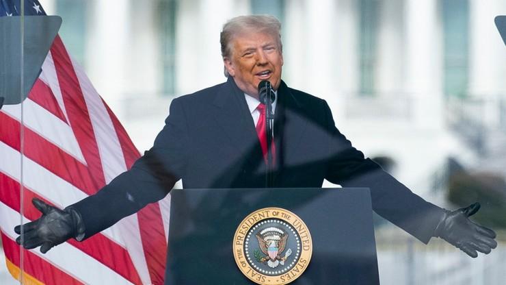 Prezydent Trump: nigdy się nie poddamy i nigdy nie ustąpimy