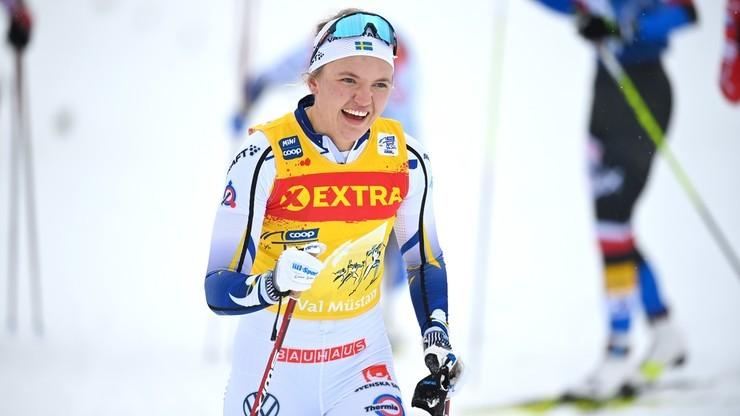 PŚ w biegach: Linn Svahn najszybsza na 10 km klasykiem w Falun