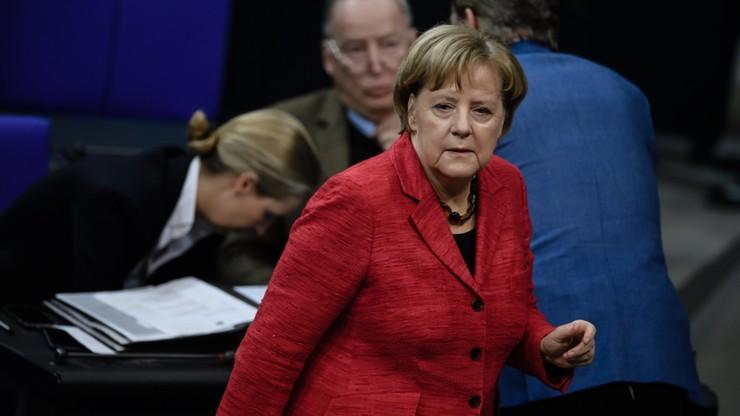 """""""Złe informacje dla Europy"""". Media o problemach z utworzeniem rządu w Niemczech"""