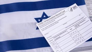 Spada liczba zakażeń w Izraelu. Rekordowo niskie dane