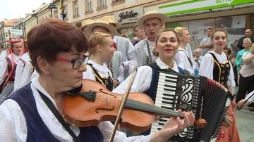 Ludowe zespoły z całego świata w Rzeszowie. Jeszcze trzy dni koncertów