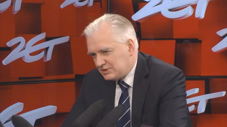 Gowin: nie ułatwię Tuskowi powrotu do władzy