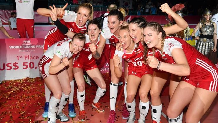 Reprezentacja Polski kobiet na Ligę Narodów 2018