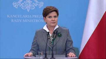 Premier po spotkaniu z liderami klubów: trzeba uspokoić emocje i wyjaśnić te nieprawdziwe informacje o Polsce