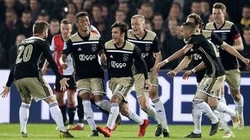 Gdzie obejrzeć transmisję meczu Real - Ajax?