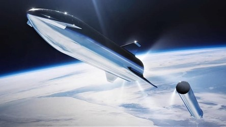 SpaceX dostało pozwolenie na wspólny lot SuperHeavy i Starship. Będzie się działo