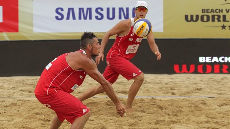 Tokio 2020: Polscy siatkarze plażowi bez kwalifikacji olimpijskiej w Haiyang