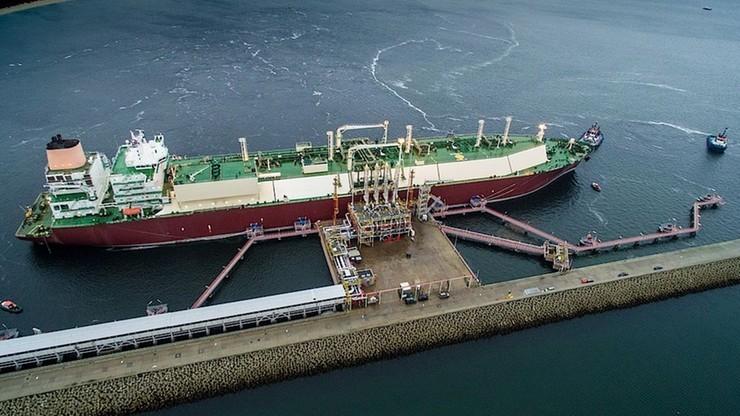 Apel do Kongresu ws. LNG: terminale w Polsce i na Litwie mogą przyjmować gaz z USA