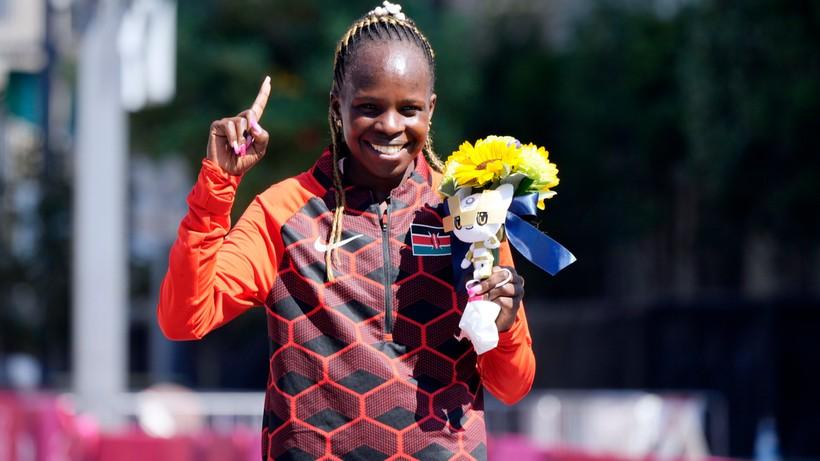 Tokio 2020: Triumf Kenijki w maratonie. Karolina Nadolska najlepsza z Polek