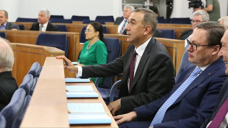 Grzegorz Czelej odwołany z funkcji wicemarszałka Senatu