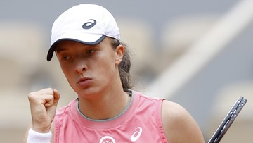 Roland Garros: Iga Świątek pokonała Anett Kontaveit!