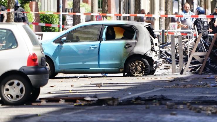 Zamieszki w Berlinie. Rannych 60 policjantów