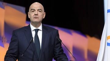 Szef FIFA potępił założenie Superligi i ostrzegł klubowych gigantów