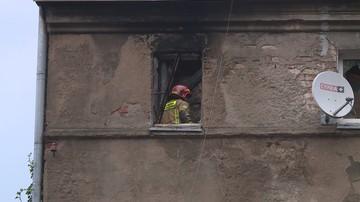 Tragiczny pożar w Inowrocławiu. Sąsiad z zarzutem