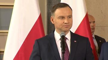 Wieczorem prezydent spotka się z marszałkami Sejmu i Senatu ws. zmian w sądownictwie
