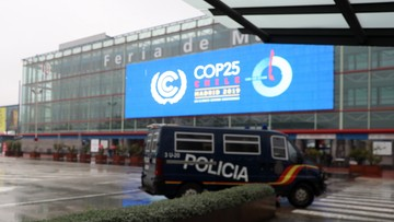 """Szczyt klimatyczny w Madrycie. Polska walka o """"sprawiedliwą transformację ekologiczną"""""""