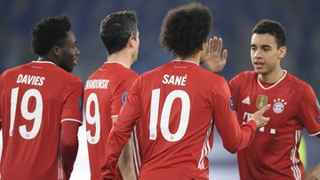 Piłkarz Bayernu Monachium wybrał grę dla Niemiec