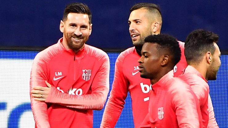Liga Mistrzów - Valverde: Messi może zagrać z Interem