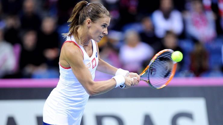 WTA w Linzu: Rosolska odpadła w ćwierćfinale debla