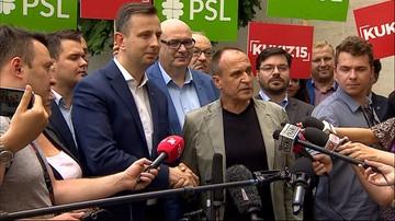 PSL i Kukiz'15 pójdą razem do wyborów. Paweł Kukiz liderem listy w Opolu