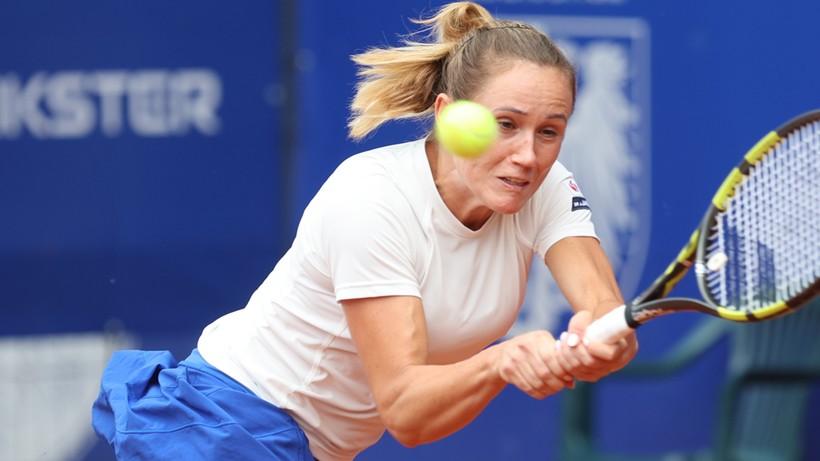 WTA w Gdyni: Katarzyna Kawa sprawiła niespodziankę!