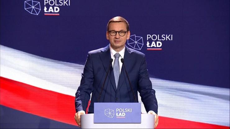 """10 kluczowych projektów Polskiego Ładu. """"Kolejne wsparcie po 500 plus"""" - Polsat News"""