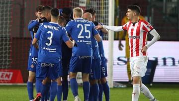 PKO BP Ekstraklasa: Remis w pełnych kontrowersji derbach Krakowa