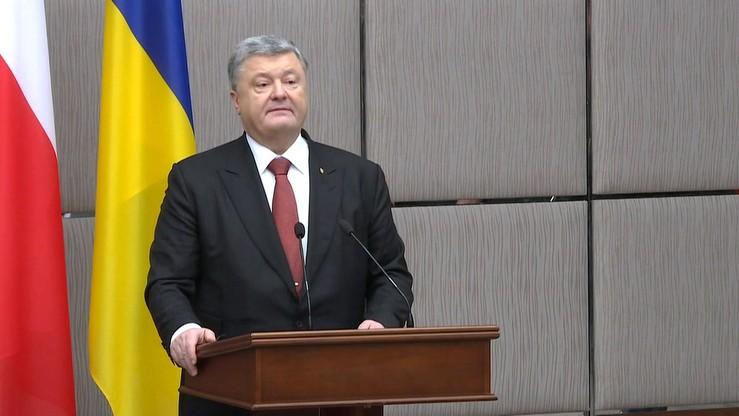 Prezydent Ukrainy chce pozbawiać obywatelstwa za udział w wyborach na Krymie