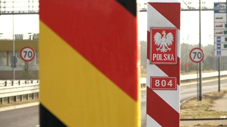 Premier Brandenburgii: granica powinna być przejezdna dla Polaków dojeżdżających do pracy