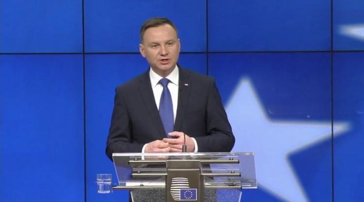 Prezydent: Nord Stream 2 to inwestycja o politycznym charakterze