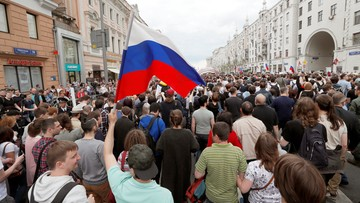 Protest przeciwko korupcji w Rosji. Zatrzymano ponad 1000 osób, w tym Nawalnego