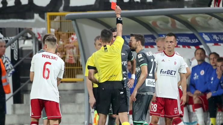 PKO Ekstraklasa: Udovicić ukarany za brutalny faul w pierwszej kolejce