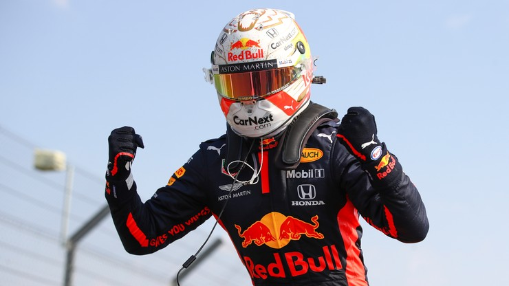 Formuła 1: Max Verstappen wygrał Grand Prix 70-lecia