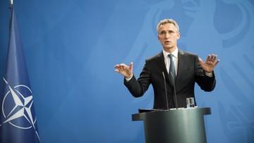 Stoltenberg: NATO nie dąży do konfrontacji z Rosją