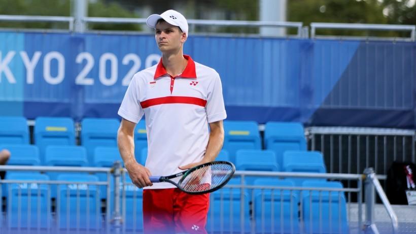 Ranking ATP: Hubert Hurkacz spadł na 13. miejsce, w czołówce bez zmian