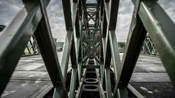 Pierwszy most na Światowe Dni Młodzieży już gotowy