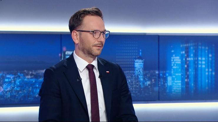 """Zwycięży pragmatyzm - Waldemar Buda w """"Gościu Wydarzeń"""" o ustawie medialnej"""