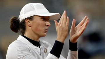 Iga Świątek w półfinale French Open!